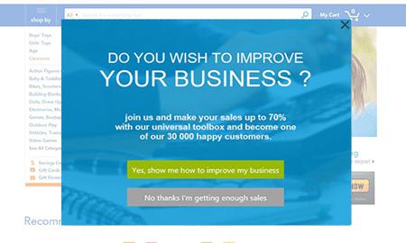 business lightbox