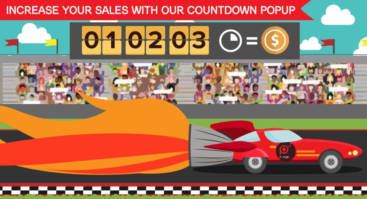 Popup Maker - Countdown Popup