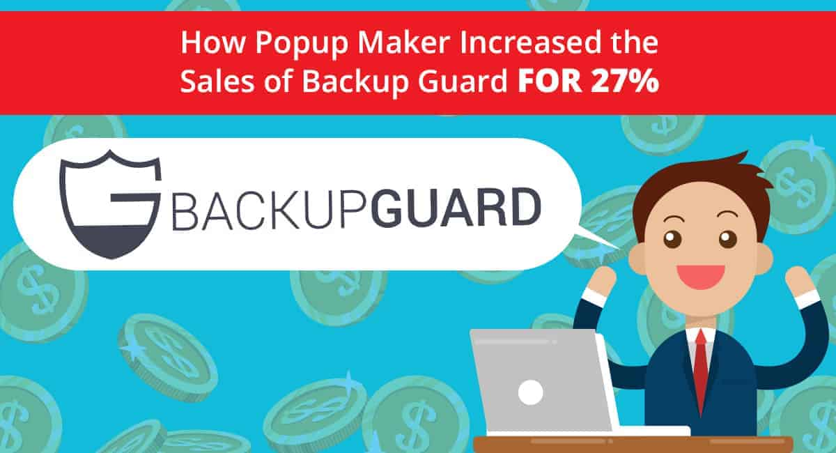 Popup Maker - BackupGuard