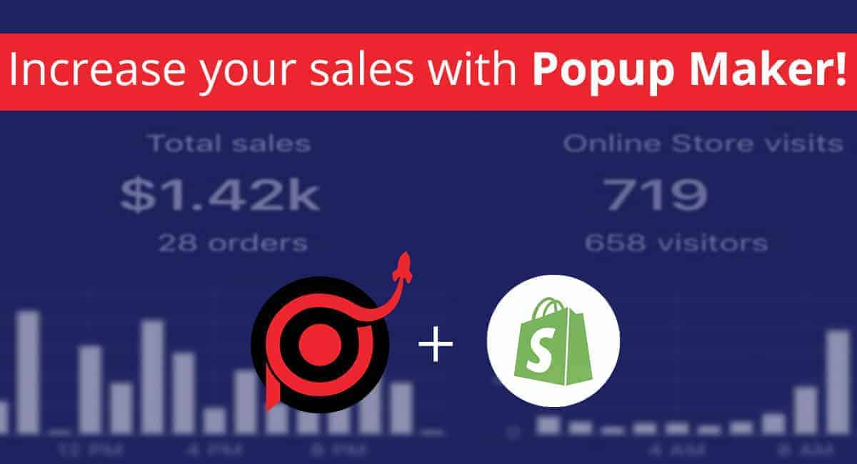 Popup Maker Shopify Popup
