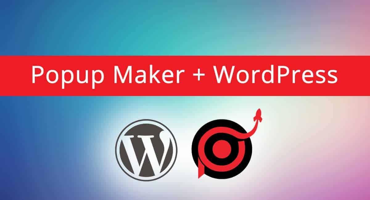 Popup Maker WordPress Popup Plugin