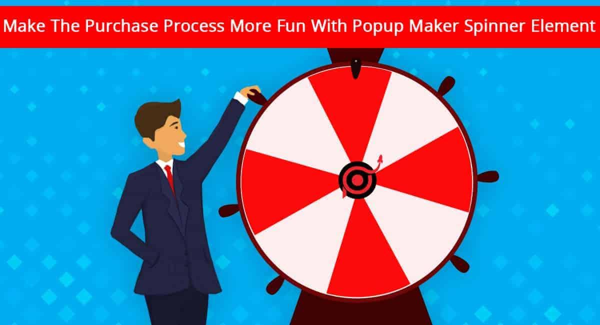 Popup Maker - Spinner Popup