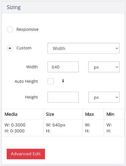 Popup Maker - Responsive popup options