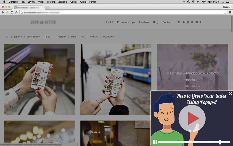 Popup Maker -Webinar Popups
