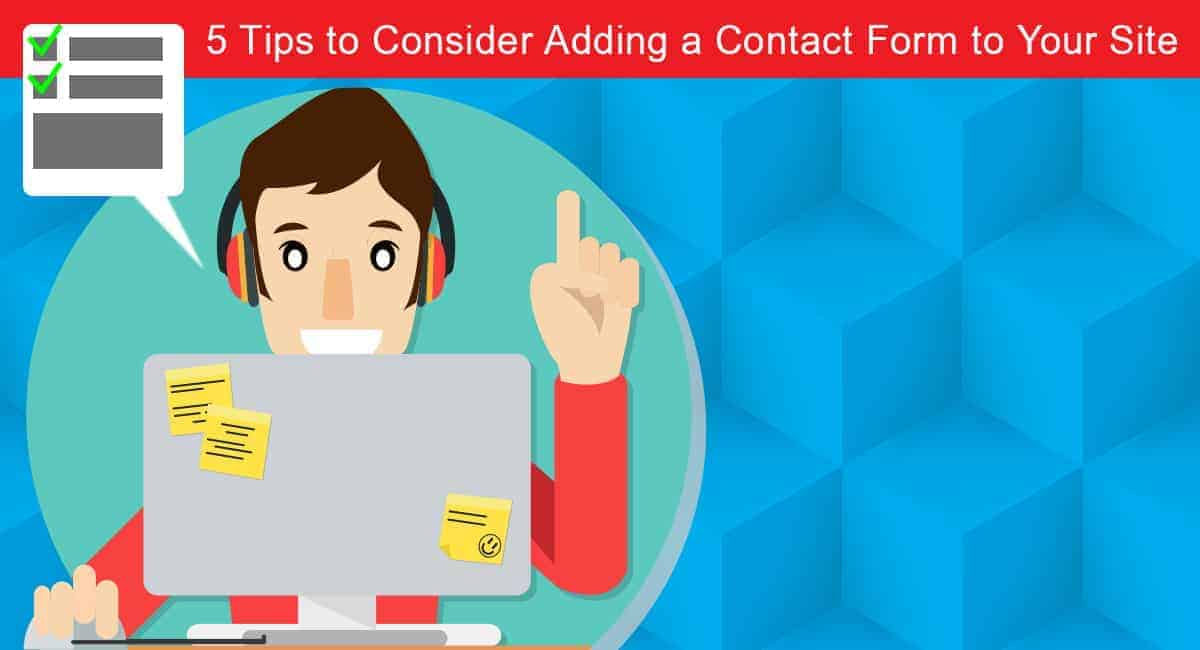 Contact Form Banner