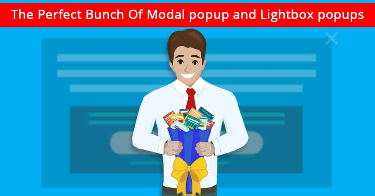 Popup Maker - Modal popup