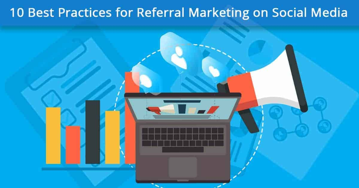 Referral marketing banner