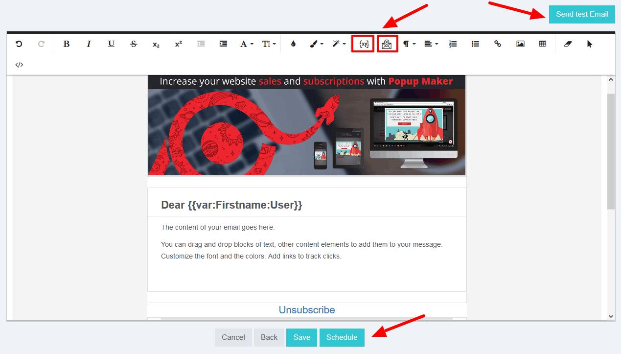 Popup Maker Newsletter Tool Released!