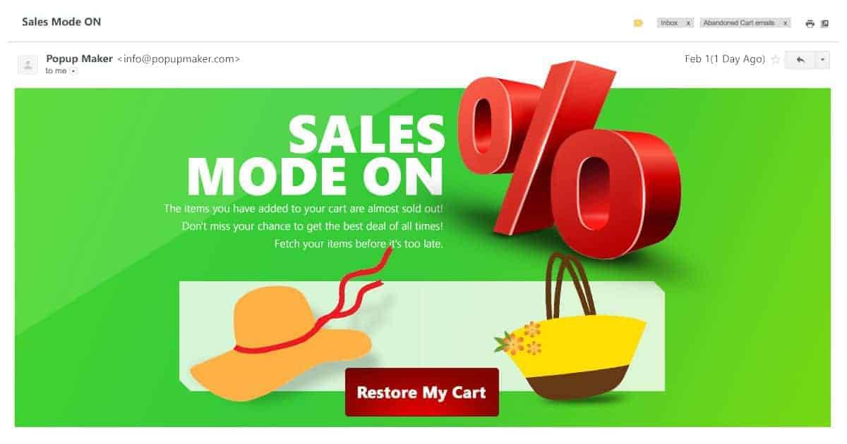 3. Email Automation for Better Conversion Rates on eCommerce