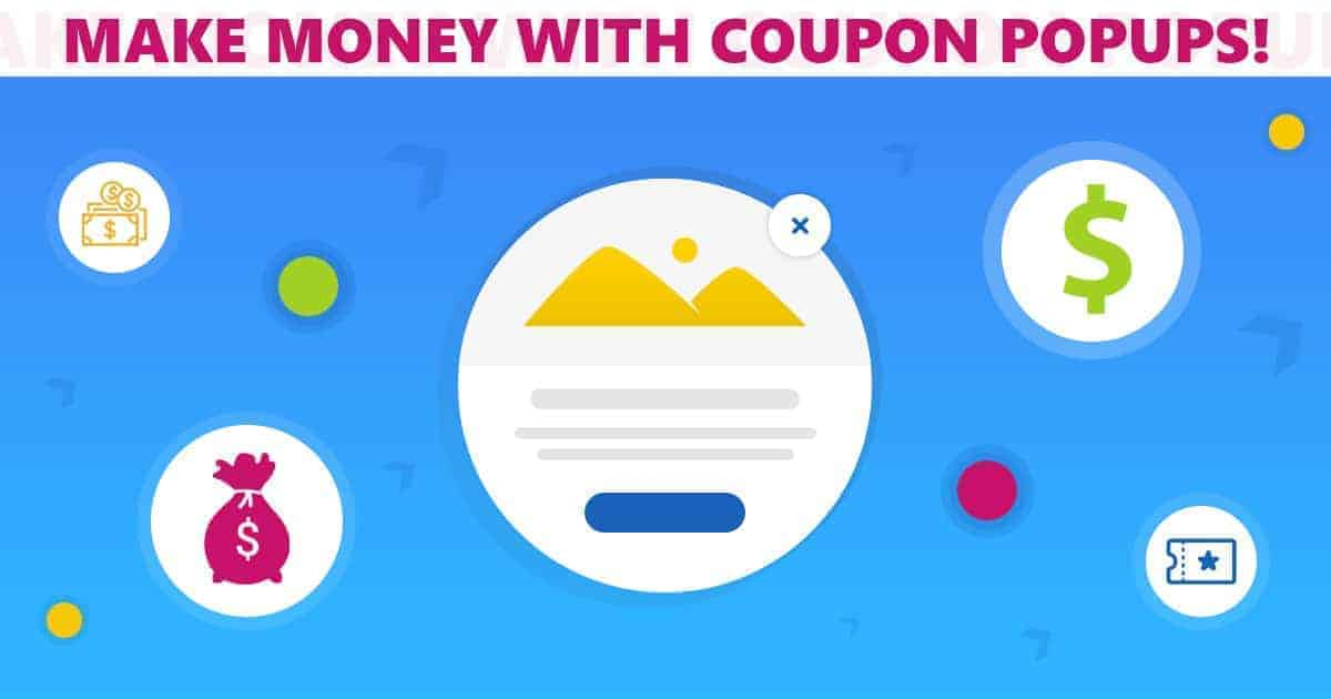 Coupon Popup Banner