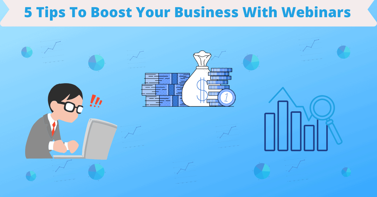 Popup Maker - 5 Tips To Boost Your Business With Webinars