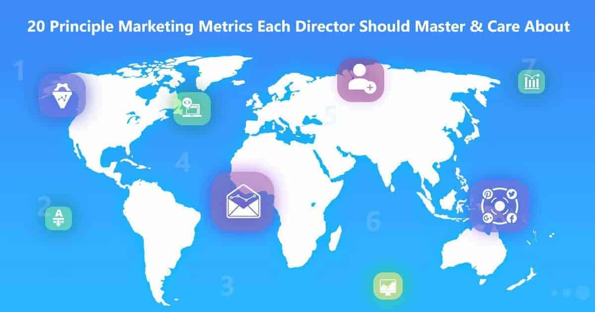 principle marketing metrics