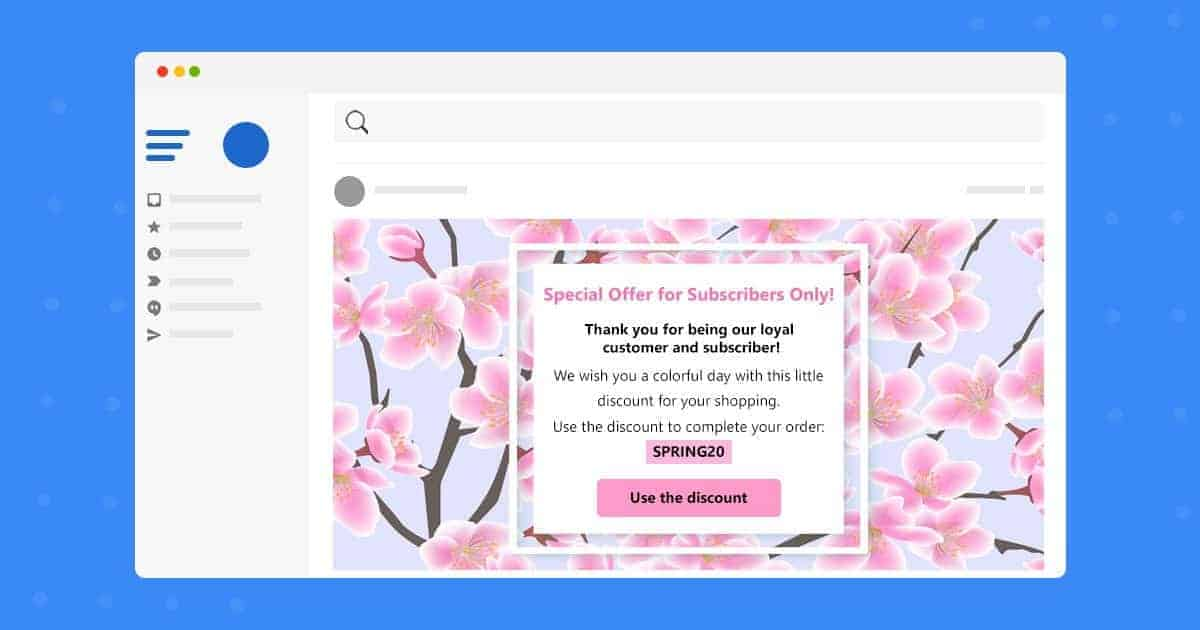Popup Maker - Reduce cart abandonment via newsletter emails