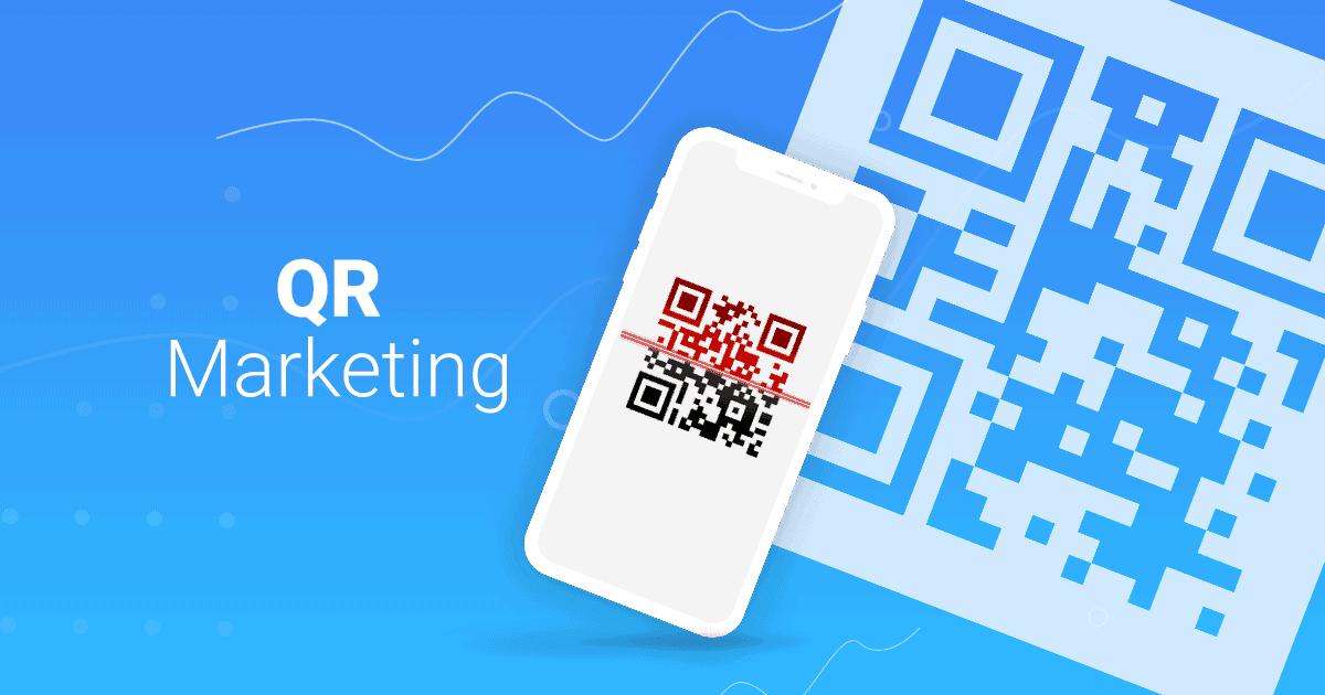 QR Marketing Banner
