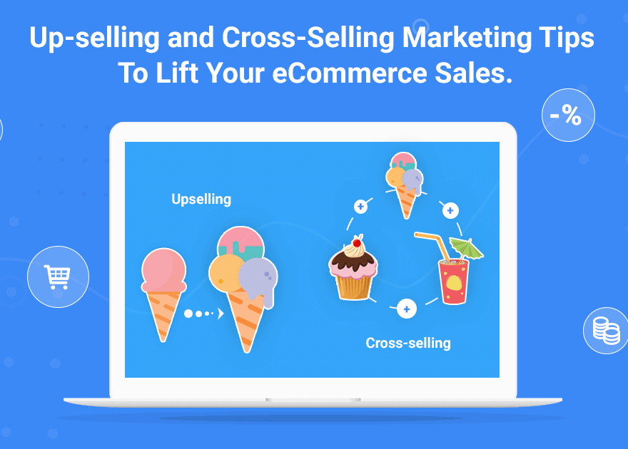 up-selling and cross-selling
