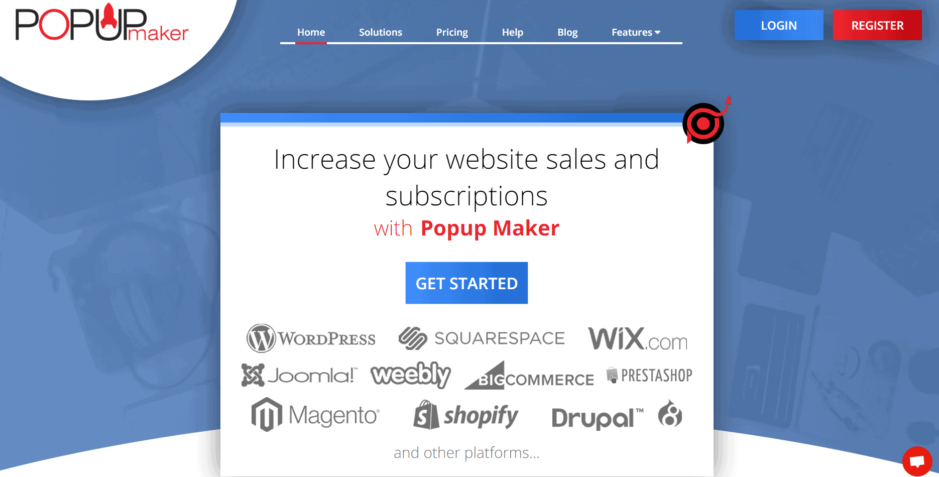 Popup Maker - marketing automation tool