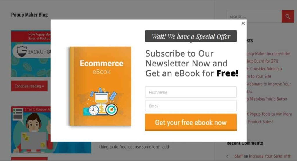 eBook Gifts For Subscription