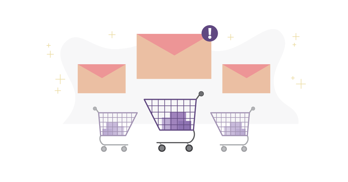 Abandoned cart emails with follow up email extension