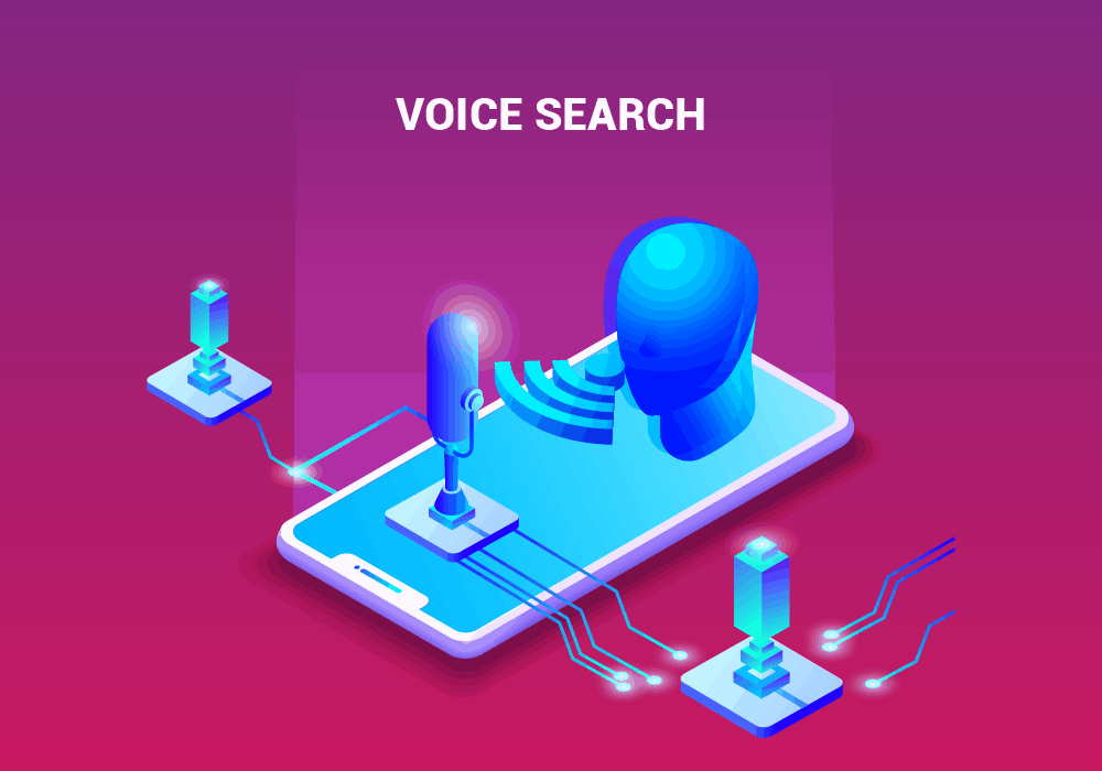 Voice search as a digital marketing trend in 2021