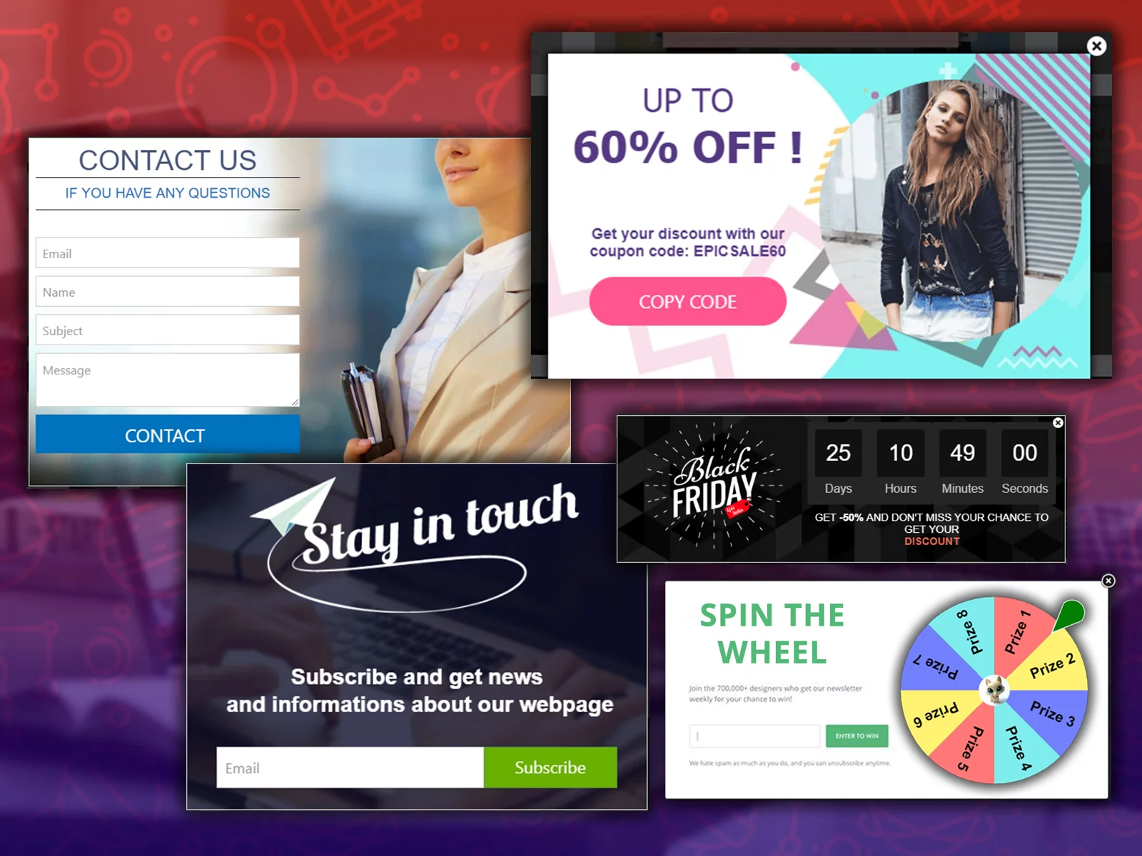 Popup Maker - Create powerful lightbox popup windows online